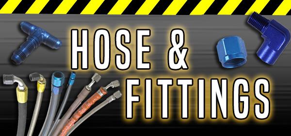 Hose - Tubing - Fittings