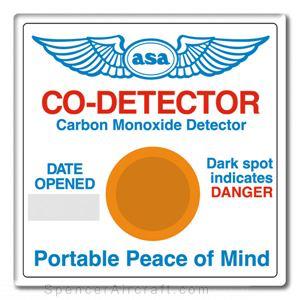 Carbon Monoxide Detector ( CO Detector )
