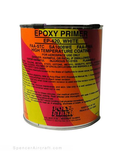 Epoxy Primer Green EP-420 Poly-Fiber - Quart