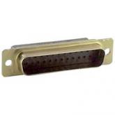 AMP: 205208-1 - 25 Pin Male Sub-D Crimp Connector