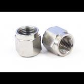 AN818-5 - Nut, Tube Coupling - Tube OD: 5/16, Thread: 1/2-20 - Steel (alt part # AS5175-05)