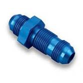 AN832-6D - Union, Flared Tube Bulkhead Fitting - Aluminum - 9/16-18 Tube OD: 3/8 (alt part # MS24393-6D)