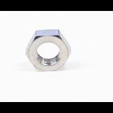 AN924-5 - Bulkhead Nut - Tube OD: 5/16 - Steel (alt part # AS5178-05)