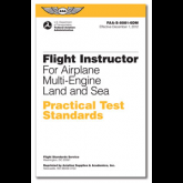 Practical Test Standards - Flight Instructor :  Multi Engine - FAA-S-8081-6DM