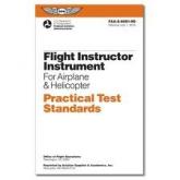 Practical Test Standards - Flight Instructor Instrument ASA-8081-9D, FAA-S-8081-9D