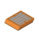 BA4108 | Brackett Air Filter Element