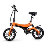 Jupiter Discovery X5 Folding Electric Bike - Orange
