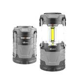 COB-LED Collapsible Lantern 600 Lumens - Grey