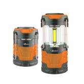COB-LED Collapsible Lantern 600 Lumens - Orange