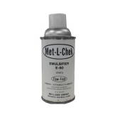 E50 12 Ounces - Met-L-Chek Emulsifier E-50 - 12 oz - Aerosol Can