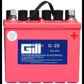 Battery - 12 Volt Gill G25