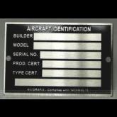 Aircraft ID Tag