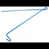 MS21256-1 - Turnbuckle Locking Clip - Short 1.078 (OAL)