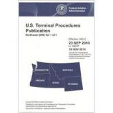 NOSIFRBTPPNW1 - US IFR Terminal Procedures Publication Approaches Northwest NW1 - Bound