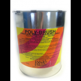 Poly-Brush Untinted Poly-Fiber - Gallon