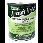 Engine Enamel Black Randolph - 303 - Quart