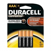 Batteries AAA - Pack of 4