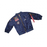 Spencer Aircraft Kids Pilot Jacket - Size 24