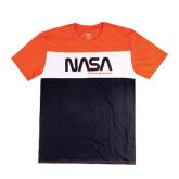 Spencer Aircraft Nasa T-Shirt, Orange, M