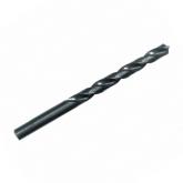 Jobber Drill Bit, High Speed Steel, Heavy Duty, 135° Point NAS907 Type B Size: #10 Decimal: 0.1935