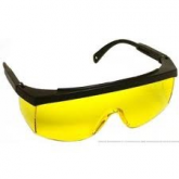 S111 Yellow Safety Glasses/Individual