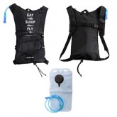 Spencer Aircraft Hydration Backpack - Black