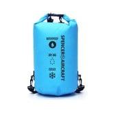 Spencer Dry Cooler Bag - Blue